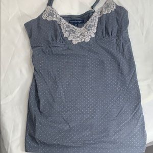 Lacey tank/cami